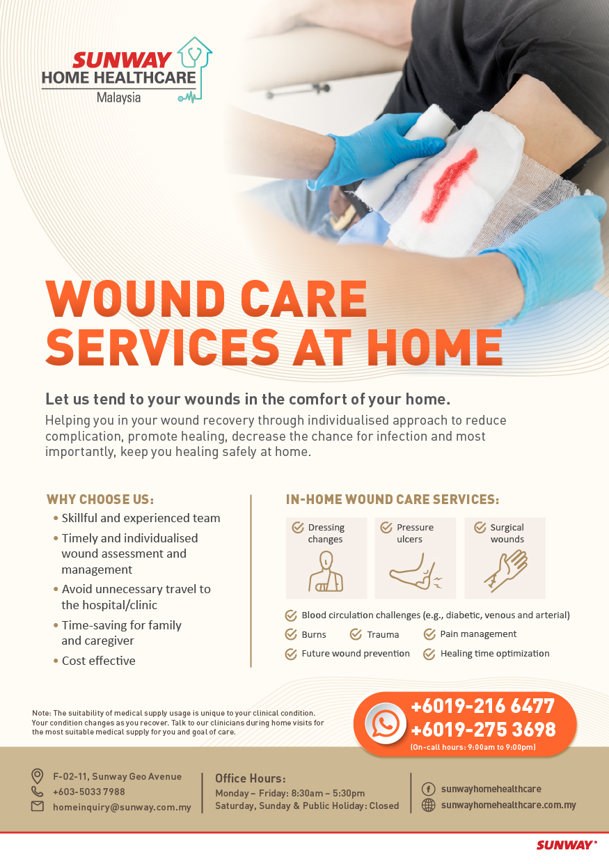 Home Wound Care